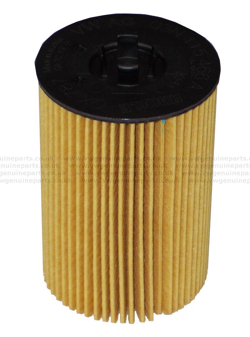 VW Golf MK7 Oil Filter